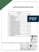 10833-EFS-001_Rev0 Diagrama de Conexionado eléctrico de Gabinete de Control - ERP Comas.pdf