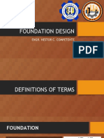 Foundation Design Lecture