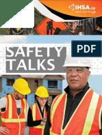 safety talk tols