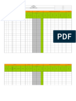 Matriz de Peligros y Riesgos Pyp 5 Modelo