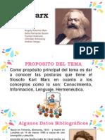PRESENTACION Karl marx.pptx