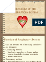 Lecture 1 HISTOLOGY OF THE RESPIRATORY SYSTEM.ppt