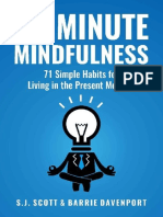 10-Minute Mindfulness by S.J. Scott, Barrie Davenport.pdf