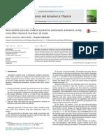 Sensors and Actuators a- New Mobile Pressure Control System for Pneumatic Actuators