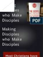 Make Disciples Who Make Disciples Part1