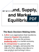 Demand, Supply, and Market Equilibrium REVISED.ppt