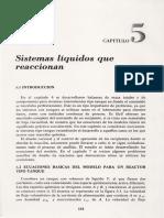 CAP. 05 Introducción al Análisis en Ing. Química