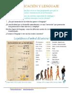 educacion y lenguaje