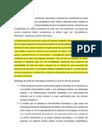 Estrategia de selección tecnológica conforme al ciclo de vida del producto.docx