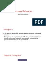 Human Behaviour.pptx