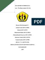 KELOMPOK 4 ( MANAJEMEN SUMBER DATA ) FIXXXXX.docx
