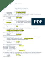 JAWABAN Ujian Nasional Kompetensi Dokter Hewan 14 Maret 2011 (1)