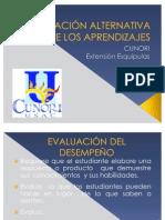 01 taller de EVALUACIÓN DE LOS APRENDIZAJES innovaciones