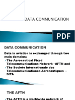 Radio-data communication