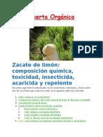 Zacate de limón composición química, toxicidad, insecticida, acaricida y repelente.doc