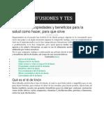 Té de limón propiedades y beneficios para la salud como hacer, para que sirve.pdf