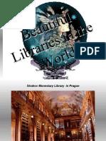 Beatiful Libraries in the World NXPowerLite