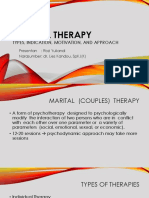 Type of Marital Therapy-Rozi.pptx