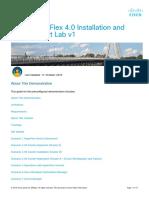 Cisco HyperFlex 40 HX Data v1 3