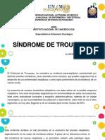 SX de TROUSSEAU.pptx