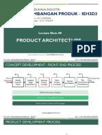 BangProd #8 Product Architecture.pptx