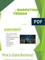 Digital MArketing Trends 2019.pptx