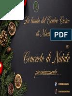 Abbozz Locandina Prossimamente Natale 2019