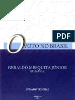 O voto no Brasil.pdf