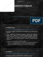 Pneumo Peritoneum PDF