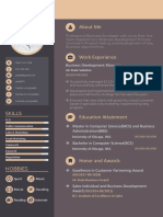 Multi Color Awesome Resume Template Free Download 2019.pdf