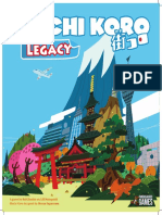 Machi Koro Legacy Rulebook Spoiler Free