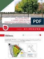 Presentazione Villa Costanza