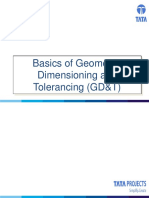 Basic of geomentrical dimension