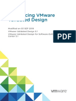 Vmware Validated Design 51 Sddc Introduction