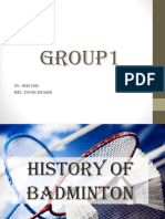 History of Badminton.pptx