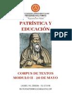 2° módulo  - Patristica y Educación - CORNAVACA - 20 DE MAYO.pdf