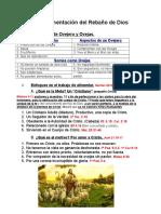 05-021 Trabajo de Pastor (a)