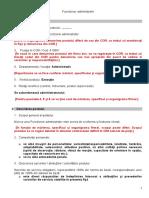 Fisa postului pentru Functionar administrativ(1).doc
