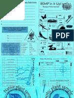 Bosque Field Journal