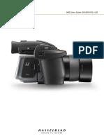 Hasselblad h6d User-guide En
