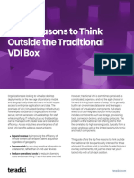 5 Reasons to Think Outside the VDI Box
