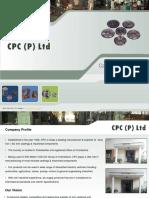 Cpc Profile Ppt