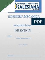 Informe 05 Electrotecnia