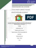 LA TUTELA PENAL DEL DERECHO AL ACCESO A LA INFORMACIÓN.pdf