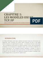 Chapitre 1 Osi Tcpip
