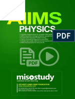 AIIMS Class 11 & 12th PCB Sample eBook