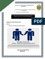 informe pre practicas unu henry.docx