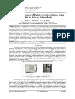 FPGA based SDR