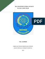 FD Watak Lampu Pijar 021800020