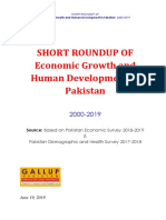 Economic Growth and Human Development in Pakistan (Repaired)